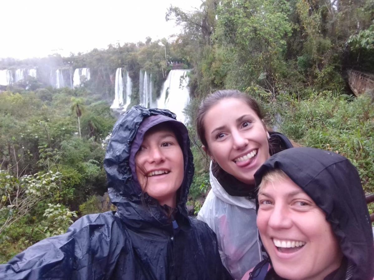 Argentinische Seite derIguazu-Fälle