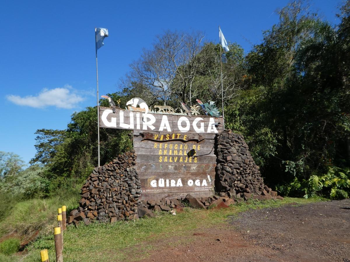 Sightseeing in und um PuertoIguazu