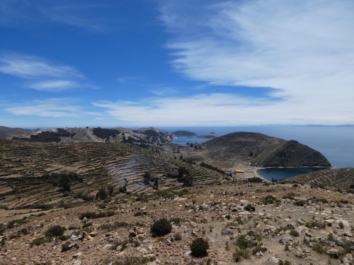 Isla del Sol – eine Insel imStreit