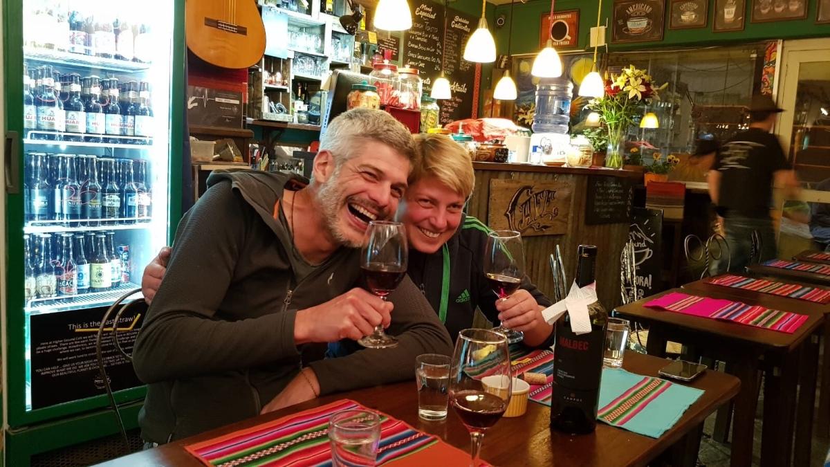 Zwei Münchner in LaPaz