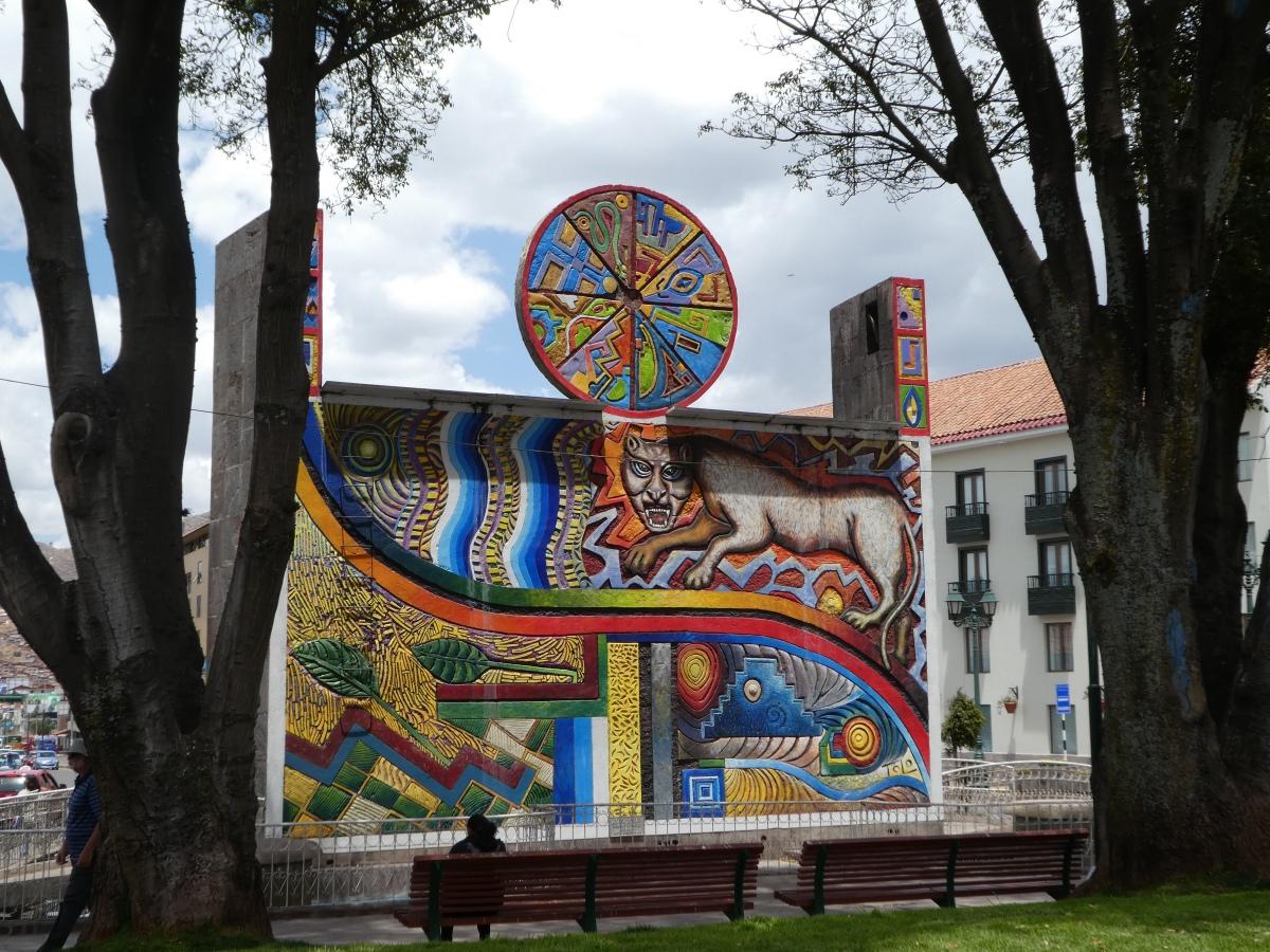 Cusco – eine Stadt mit vieeeeeelenTreppen!