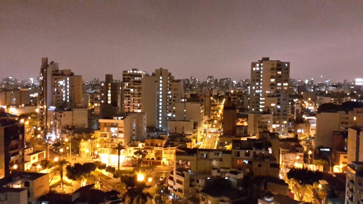 Kurzaufenthalt in Lima