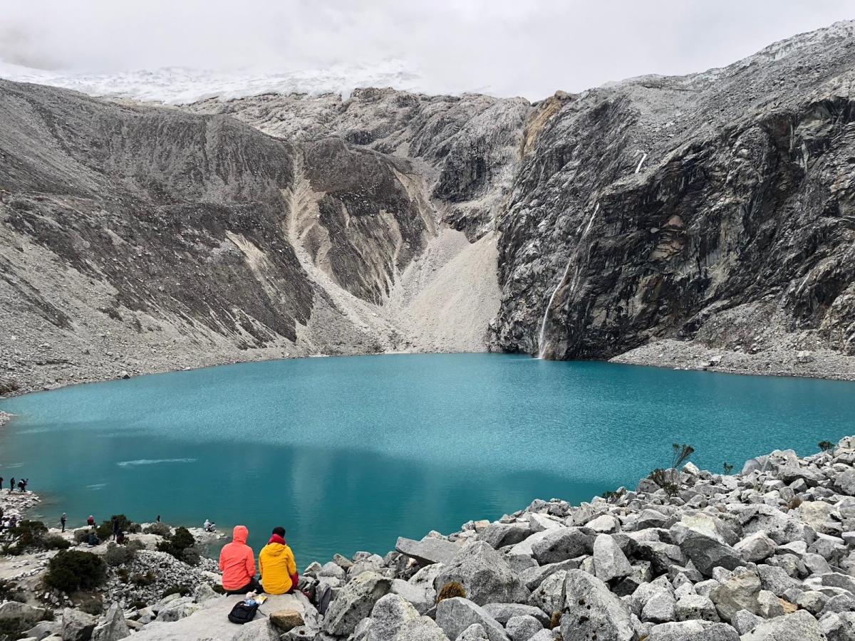Trekking-Hochburg Huaraz: Ein paar 1-day hikes zum Aufwärmen…