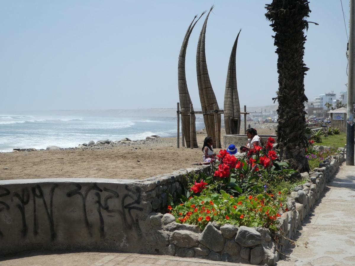 Ausruhen in Trujillo +Huanchaco