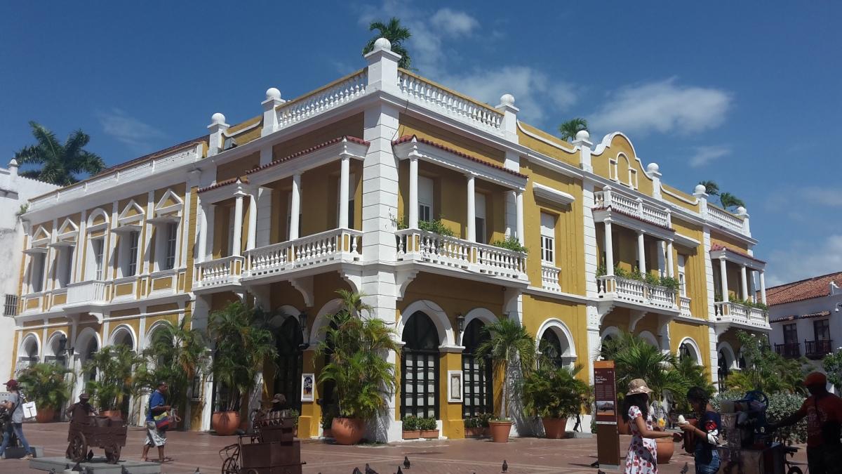 Cartagena – eine traumhaft schöneStadt!