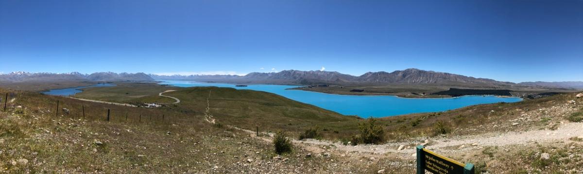 Lake Tekapo – unglaublicheFarben!