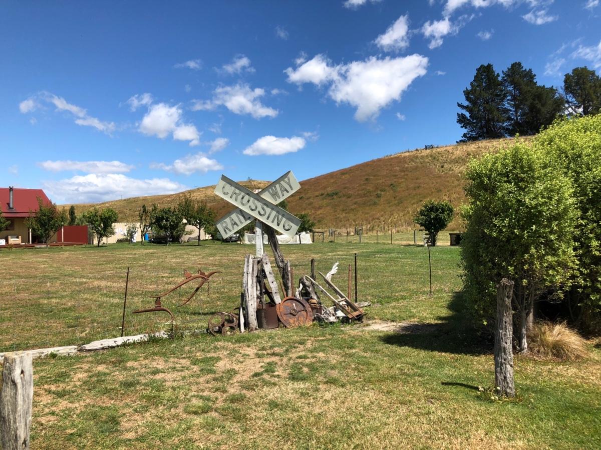 Unterwegs auf dem Otago Rail Trail und dem Clutha Gold Trail🚴🏻♀️