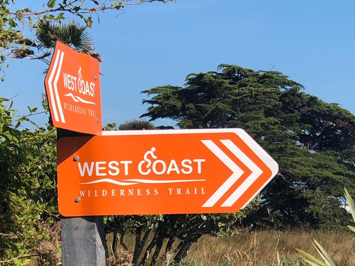 Die Westküste hinauf🚴🏻♀️⛰