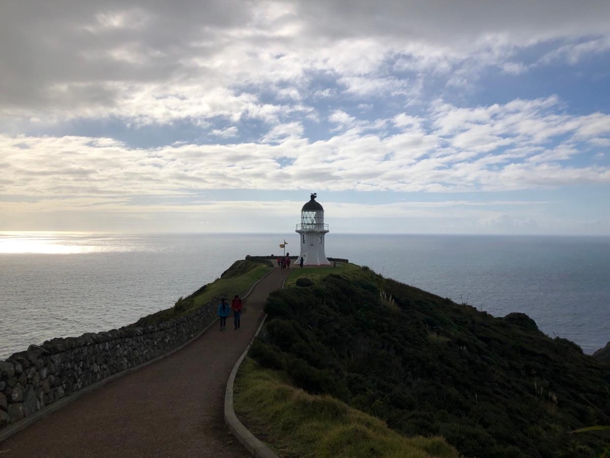 Cape Reinga und die Te Paki SandDunes
