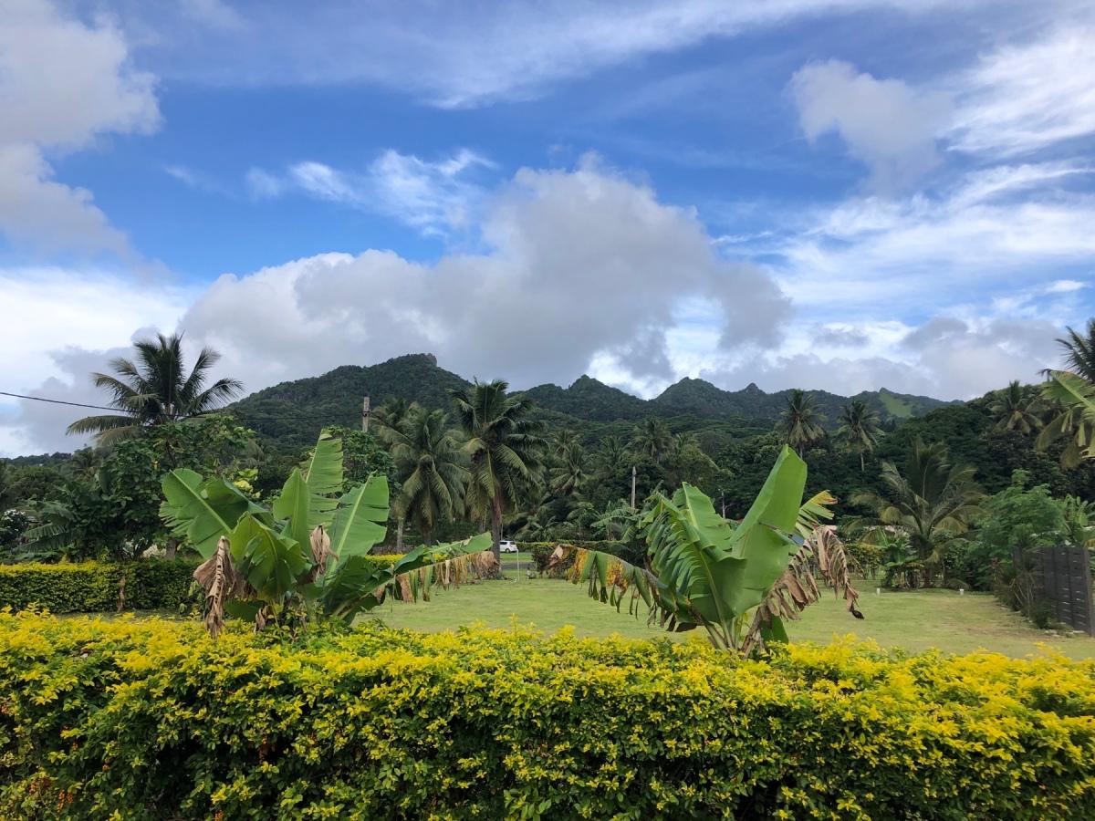 Eine Woche auf Rarotonga/ CookIslands
