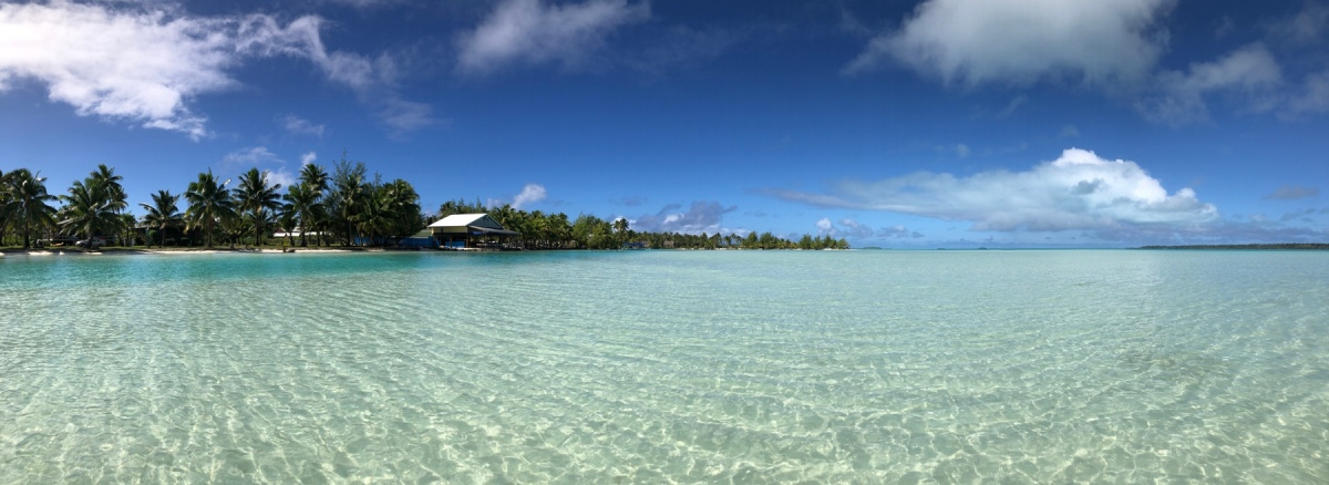 Trauminsel Aitutaki / Cook Islands