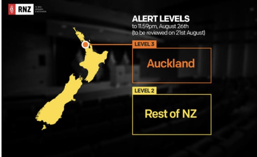 Bad news from New Zealand